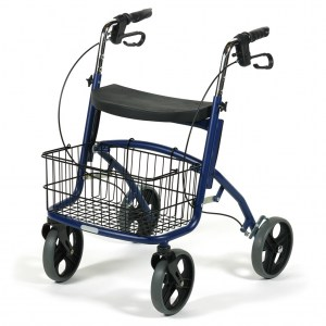 Optimal Rollator - Bred HMI-nr. 20668